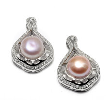 Мода жемчужина подвеска для ожерелья ювелирные украшения ожерелья
