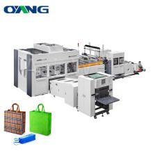 Leader12 Automatic Three-dimensional Non Woven Fabric Vest Bag Making Machine