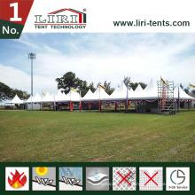 Tente d'exposition Easy up Gazebo pour la 120ème Foire de Canton