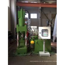 Máquina de fazer blocos de serragem de metal hidráulico