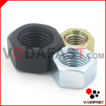 Hex Nut (Plain, Black, Zinc Plated, H. D. G.)