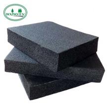 efficient sound absorbing custom nbr/pvc rubber foam sheet