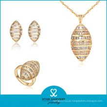 Antique jóias de chapeamento de ouro (SH-J0049)