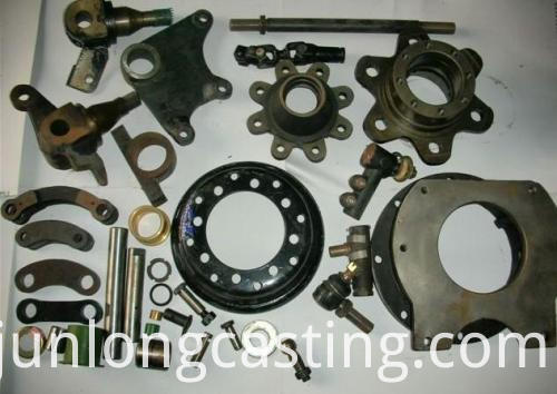 Forklift Parts Investment Castings