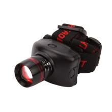 Popular Red/Black Head Lamp