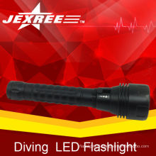 led flashlight H3 Tactical military flashlight with 3*cree 2500 lumens cree led flashlight