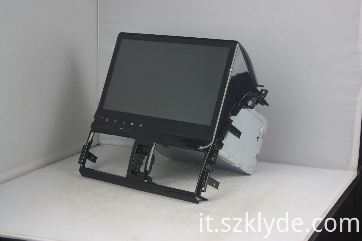 deckless car DVD for Toyota VIOS/YARIS 2013-2015