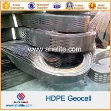 Plastique HDPE Geocell pour le renforcement de la rivière Soild