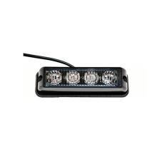 LED-Blitzleuchte 4 LED mit Super Bright Emergency Beacon-Blitz Achtung Blitzleuchte
