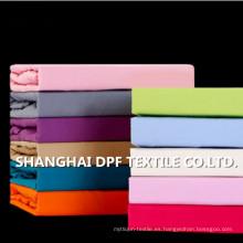 100% tela plana de algodón (DPH7749)