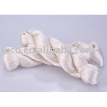 fil de soie brut