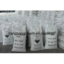Soda cáustica 99% (flocos, pérolas, sólidos)