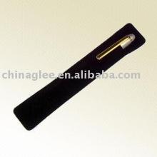 poche stylo de velours - vente chaude