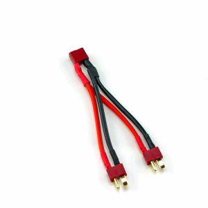 Złącze baterii równoległej T-Plug Double Lipo Deans