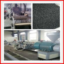 Máquina de granulación de plástico reciclando la máquina