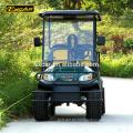 CE genehmigt 4 Sitzer elektrische Mini Golf Car