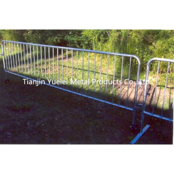 100 X Crowd Control Barrier