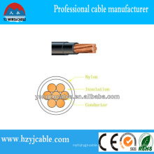 Padrão americano 16AWG Thhn Electrical Chinesewcable
