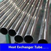 Сварные трубы теплообменника ASTM249 с материалом 304 304L 316L