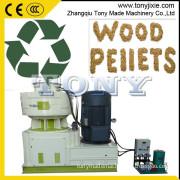Chinese Good Supplier Oak Wood Pellet Equipment/Biofuel Wood Pelletizing Machine Price