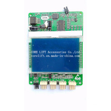Display Board CD453 Serial Ultrathin LCD Display Cop&Hop Elevator Spare Part