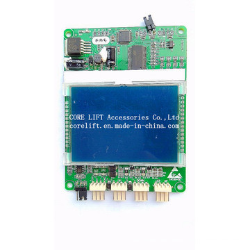 Display Board CD453 Serial Ultrathin LCD Display Cop&Hop Elevator Spare Part