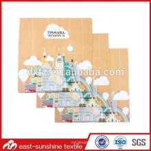 Polyester Kundenspezifische Logo Brillen Digitaldruck Sonnenbrille Microfaser Reinigungstuch