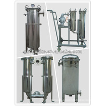 Industrial Stainless Steel Portable Water Cartridge Filter Housing