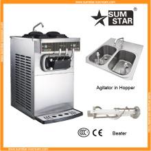 Sumstar S230 Best Ice Cream Maker/Frozen Yogurt Machine Manufacturer/Soft Serve Ice Cream Maker/Pre-Cooling/CE