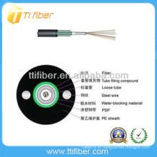 Melhor Preço GYXTW Armored Fiber Optic Cable Preço Por Meter Feito Na China
