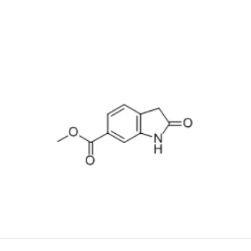 Nintedanib 중간 메 틸 2-oxo-1,3-dihydroindole-6-carboxylate CAS 14192-26-8