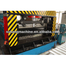 Silo column roll forming machine