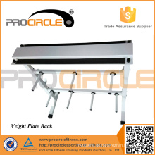 Fitness-Studio-Ausrüstung Bumper Plate & Barbell Multifunktions-Rack
