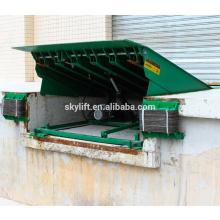 Nivelador de doca hidráulico