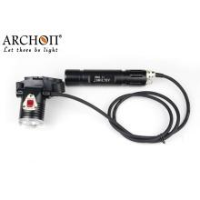 Lámpara de buceo Archon 1000 Lumen IP68 impermeable