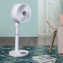 BeON Wide Angle Oscillation Adjustable Height Air Circulating Pedestal Fans for Room