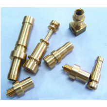 CNC Machining Brass Lamp Parts/Copper Sheet Plate Stamping Machinery Part