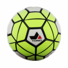 Factory wholesale cheap PU material laminated soccer ball