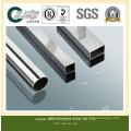Tubulação quadrada do aço inoxidável 304