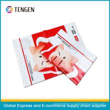 Bolsa de Couro Plástica Auto-Adesiva de Alta Qualidade para Embalagem