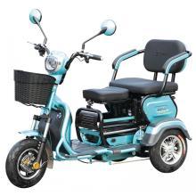 Triciclo casual elétrico de 3 rodas para adultos