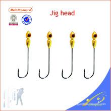 JHL001 дешевые рыболовные снасти приманки искусственные приманки привести джиг головок