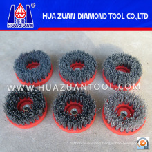 Diamond Round Polishing Brush