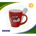 Tasse en céramique personnalisée de bonne qualité avec n'importe quelle couleur