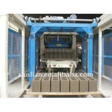 Máquina de fabricação de blocos de concreto alemão