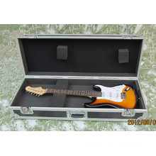 High Impact Flat Corners Display Case for Guitar Case