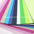 Hot Sale 100% Wood Pulp Color Cardstock