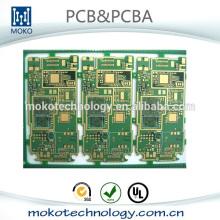 Placa de circuito impresso eletrônica do OEM do PWB médico com melhor preço