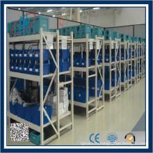 Стальная складская стойка для хранения сточных вод