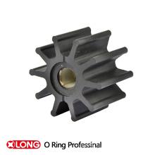 Уплотнение насоса лопастного колеса с различным материалом